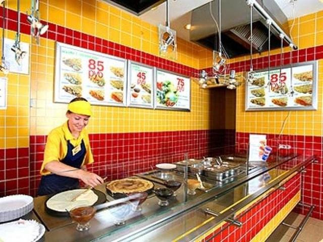 Бізнес ідея: Як відкрити кіоск чи кафе швидкого харчування?