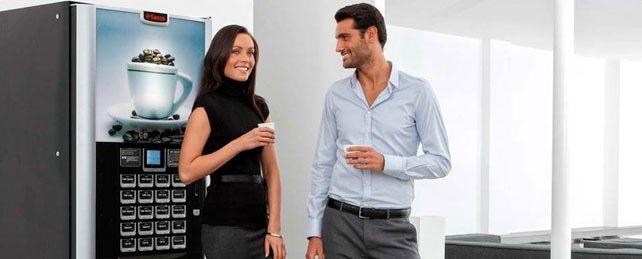 Бізнес ідея: Продаж кави через вендингові автомати