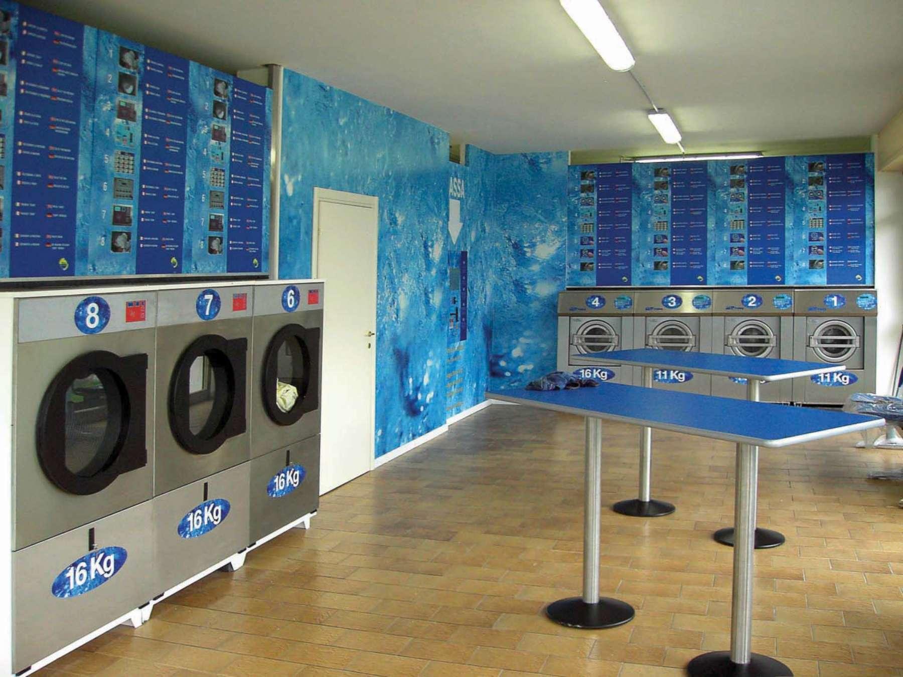Бізнес ідея: відкриття пральні самообслуговування!