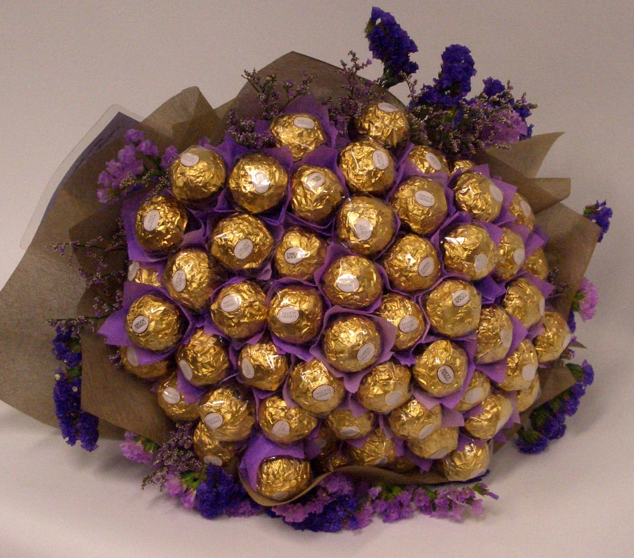 Бізнес ідея: Виготовлення букетів з цукерок!