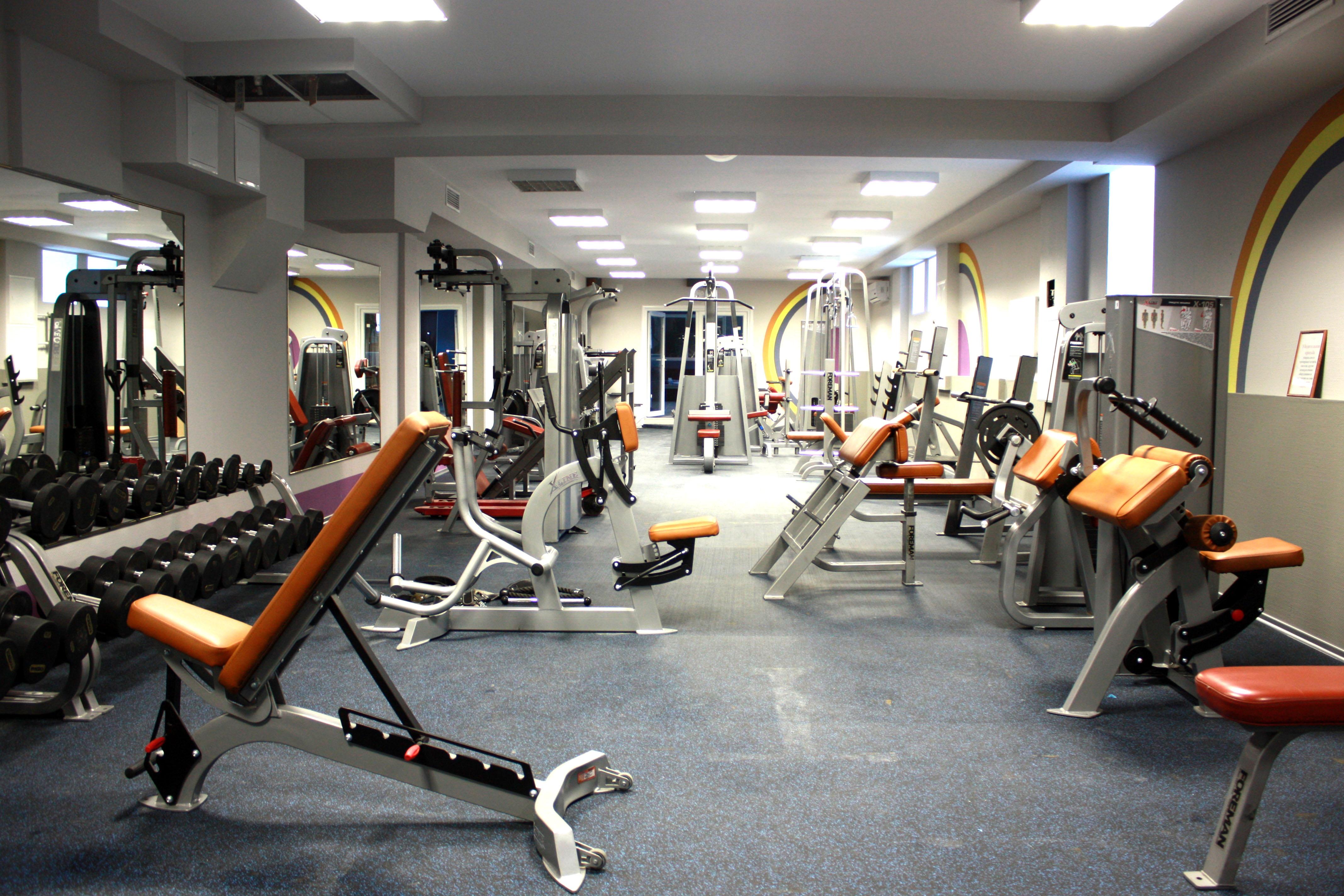 Бізнес ідея: Як відкрити тренажерний зал?