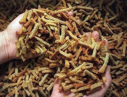 Виготовлення хлібних сухариків