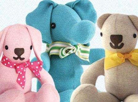 Бізнес ідея: Виробництво м'яких іграшок