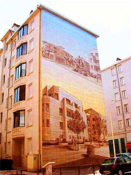 Бізнес ідея: Розпис фасадів будівель
