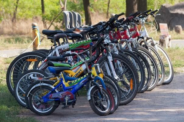 эту как организовать прокат велосипедов меня совсем
