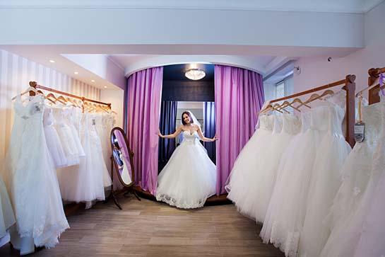 Як відкрити весільний салон з нуля