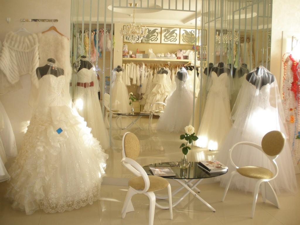 Де відкрити весільний салон