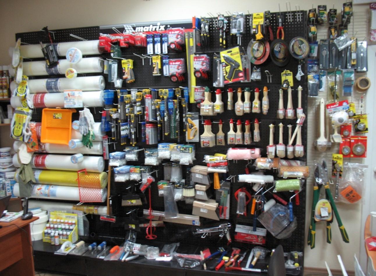 Бізнес-план - продаж будівельних матеріалів