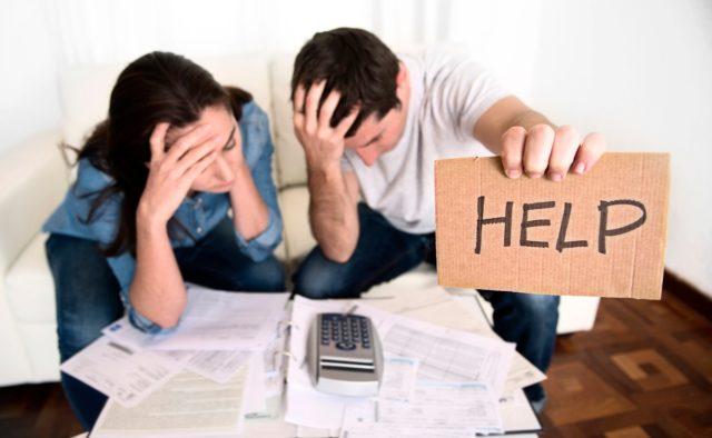 Як оголосити себе банкрутом?
