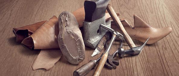 Як відкрити майстерню з ремонту взуття