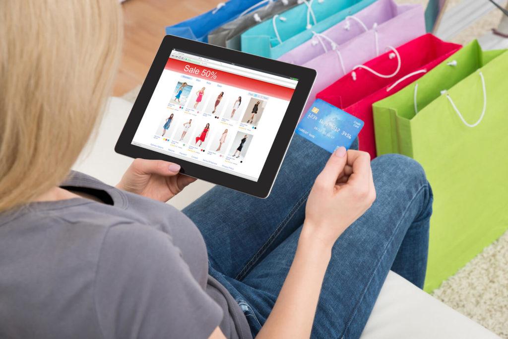 Що найчастіше купують в інтернеті