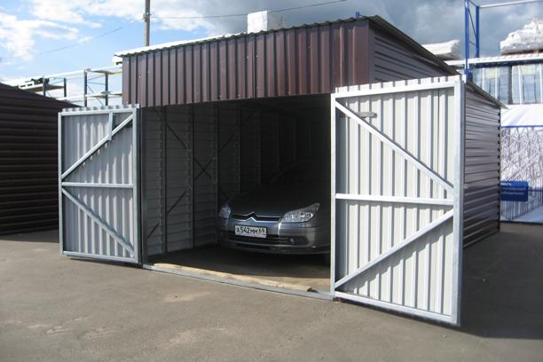 Бізнес ідея: Здавати гараж в оренду