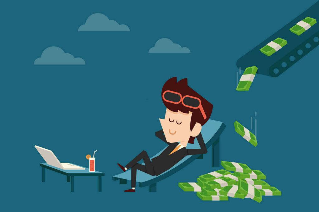 Які є джерела пасивного доходу і в чому їх переваги перед звичайною роботою?