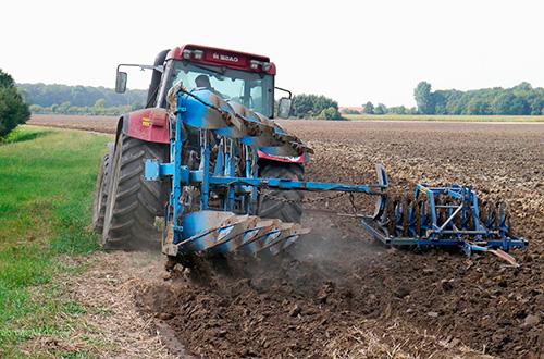 Як організувати бізнес на тракторі?