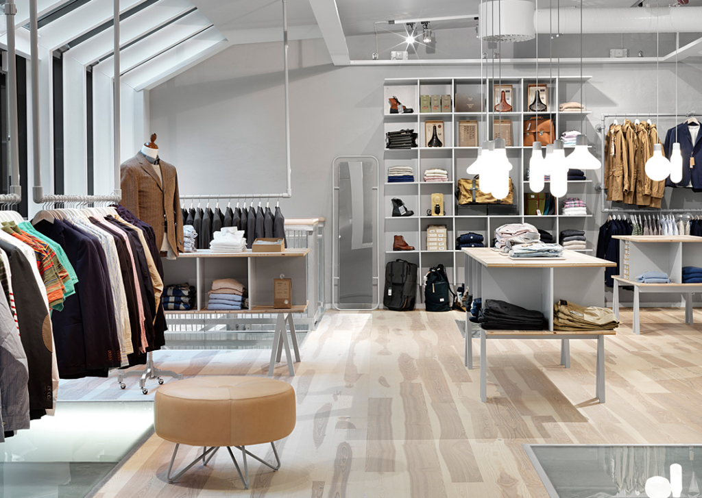 Бізнес-ідея: відкриття магазину чоловічого одягу