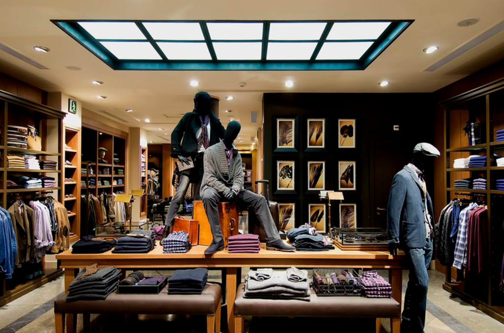 Бізнес-ідея відкриття магазину чоловічого одягу